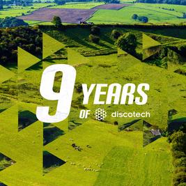 9 years of discotech w/ Archie Hamilton & Burnski