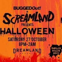 Bugged out! in Screamland