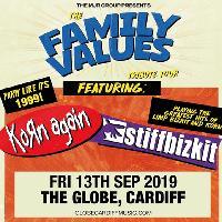 The FAMILY VALUE Tour 2019