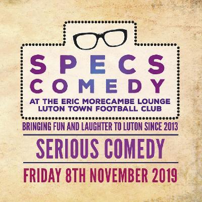 Specs Comedy - November 2019