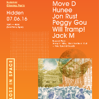 LOST IN SPACE // Summer Closing Party - Move D, Hunee & More