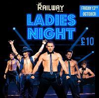 Ladies Night at the Railway Leyland Friday 2nd February