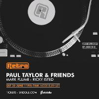 Retro w/ Paul Taylor & Friends