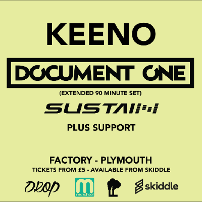 Drop Presents: Keeno & Document One