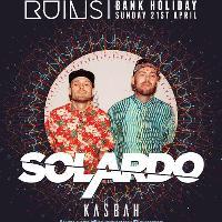 RUINS PRESENTS: SOLARDO + CLOONEE