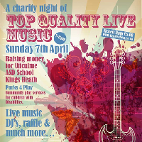 Uffculme Charity Gig: The Catwalk Villains + Independent Country