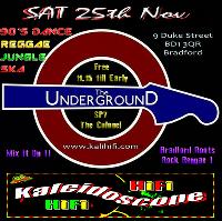 Kali HiFi 90`s Dance & Reggae Disco
