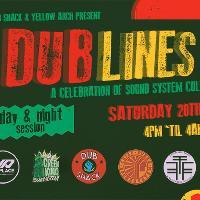 DUB LINES // Tramlines Fringe day & night session