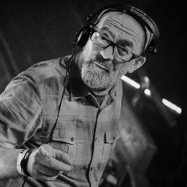 Heritage/Beyond the Tracks (AFTER PARTY) presents Graeme Park
