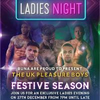 Ladies night: a night to remember!