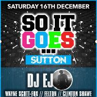 Soit Goes Comes To Sutton Coldfield For a One Off special