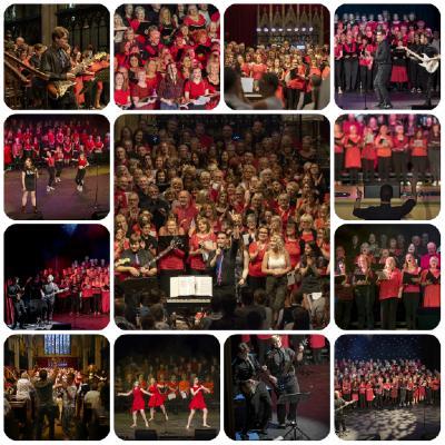 Remarkable Rock Choir Scarborough