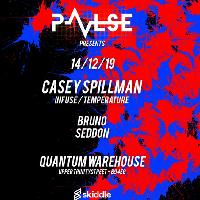 Pulse Presents - Casey Spillman