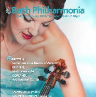 Tasmin Little with Bath Philharmonia