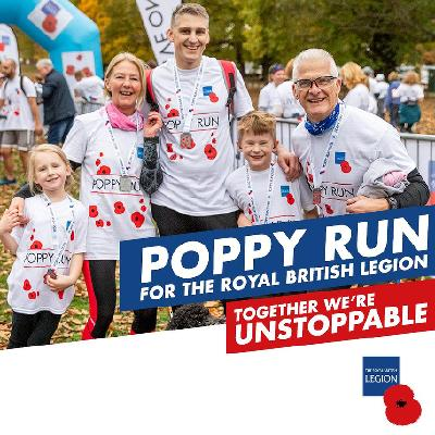 Poppy Run Durham 2019
