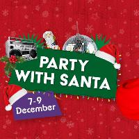 Party with Mrs Santa- Friday