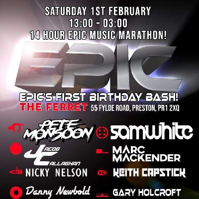 EPIC's 1st Birthday Bash