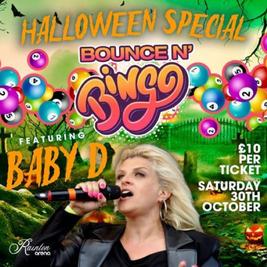 Bounce N Bingo Halloween Special