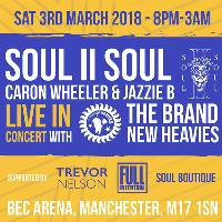 Soul II Soul & Brand New Heavies Live In Concert