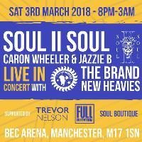 Soul II Soul & Brand New Heavies Live In Concert