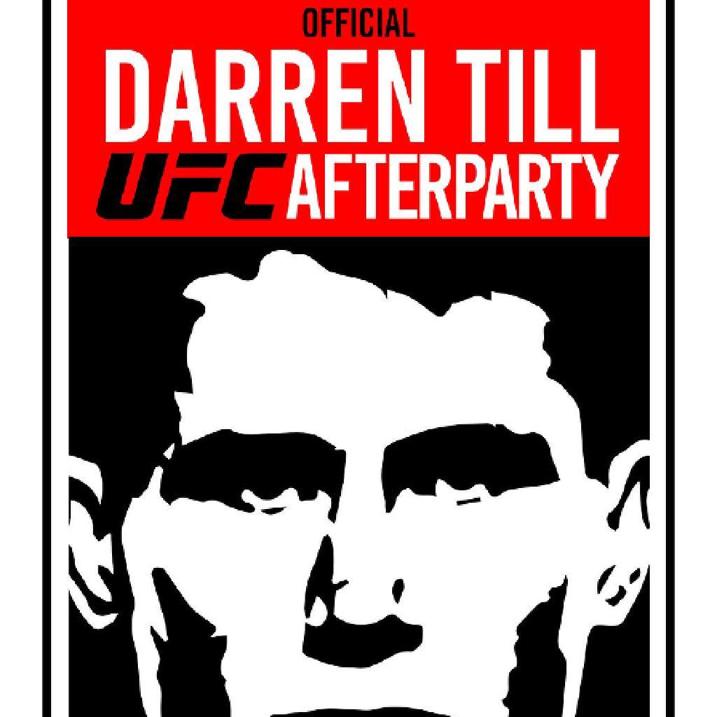 Darren Till UFC Afterparty