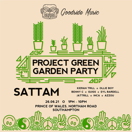 Goodside Music Presents: Project Green