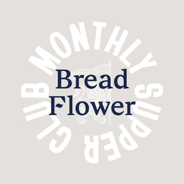 Manchester Union Supper Club with Bread Flower