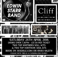 The Edwin Starr Band - Northern & soul night