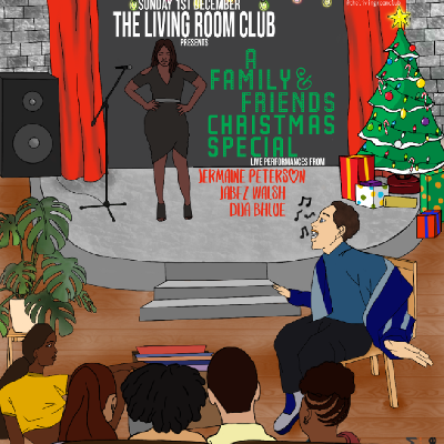 The Living Room Club: A Family & Friends Christmas Special