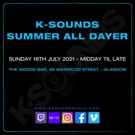 K-Sounds Summer All Dayer