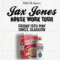 Jax Jones - House Work Tour: Glasgow