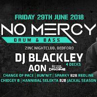 No Mercy Drum & Bass