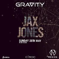 GRAVITY presents JAX JONES
