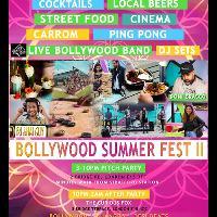 Pitch & Bombay Funkadelic presents:BOLLYWOOD SUMMER FEST II