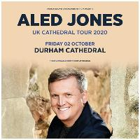 Aled Jones Cathedral Tour