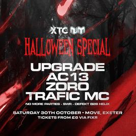 XTC x Nu:Motive - Halloween Special w/ Upgrade, AC13, Zoro ++