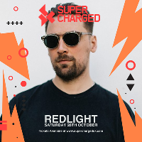 SuperCharged presents Redlight, Champion, NYTA(Lobster Boy Tour)