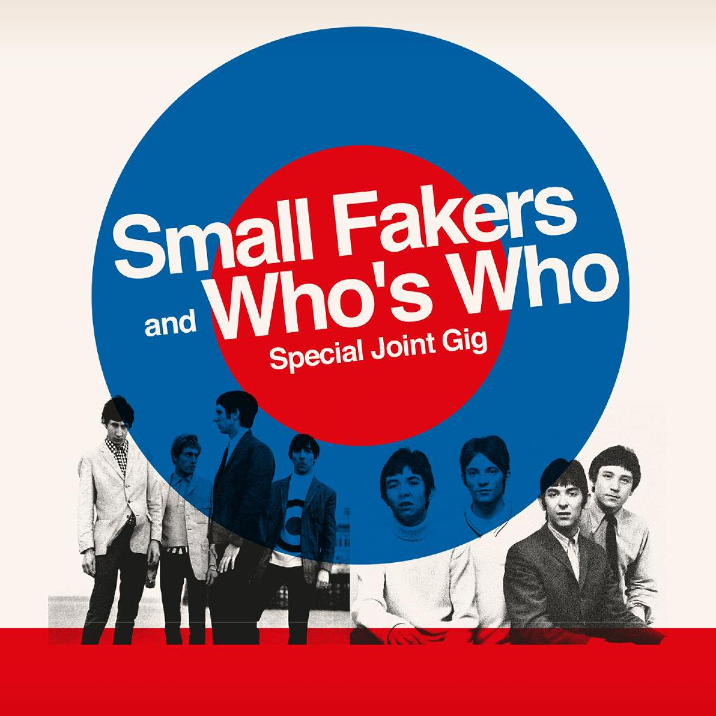 Small Fakers and Who's Who Live in Edinburgh