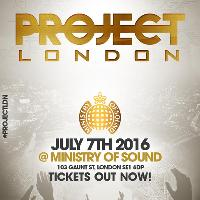 Project London - UK's Biggest Urban Rave