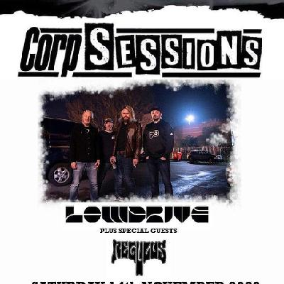 Live Music returns to Corporation with the Hard Rock Swagger of Lowdrive and Regulus