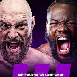 World Heavyweight Championship: Fury v Wilder