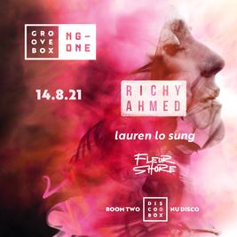 Groovebox X Richy Ahmed