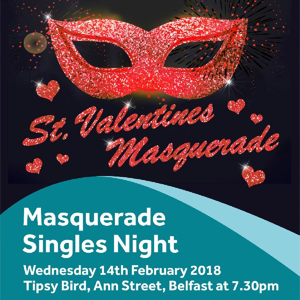 Singles masquerade ball