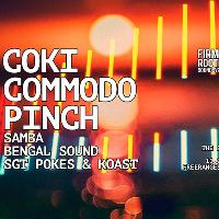 Coki, Commodo, Pinch, Samba, Bengal Sound & more