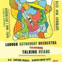London Astrobeat Orchestra perform Talking Heads