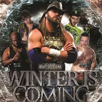 Winter is Coming - Live wrestling JAMES STORM