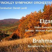 Elgar and Brahms - Finchley Symphony Orchestra