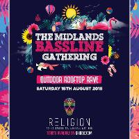 The Midlands Bassline Gathering Outdoor RoofTop Rave
