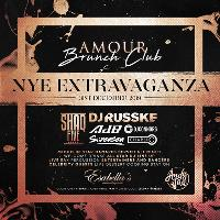 Amour Presents NYE Extravaganza