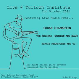 Live @ Tulloch Institute